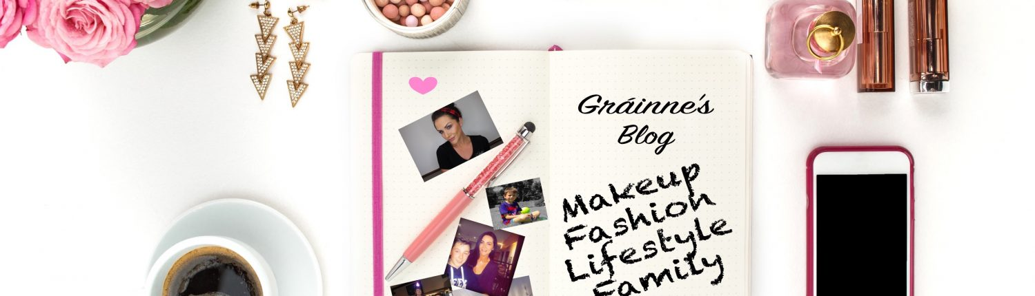 Grainne McCoy Family, fashion, lifestyle, makeup, uk