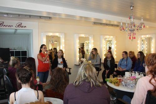 mentor, grainne mccoy teenage workshop