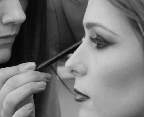 GRAINNE MCCOY WORK IMAGES, MAKEUP ARTIST,
