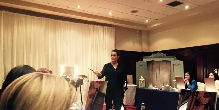 GRAINNE MCCOY MASTERCLASS FOR MAKEUP ARTISTRY