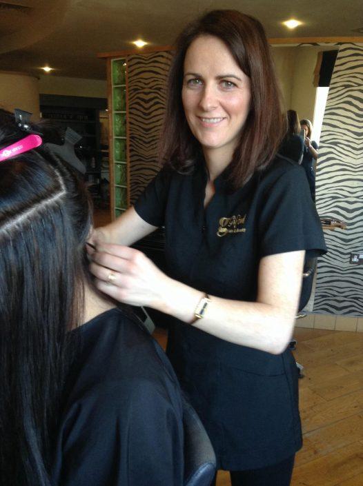 rita gifted hair salon, grainne mccoy hair, who does grainne mccoy's hair,