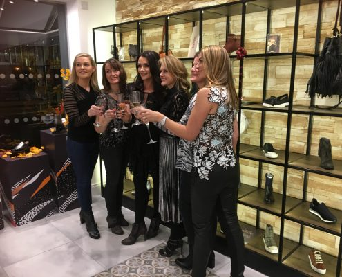 store opening, grainne mccoy official opening, cherrypic, shoes, uk blogger, show style,