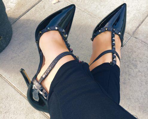 Shoe blogger, cherrypic newry, grainne mccoy cherrypic shoes newry,