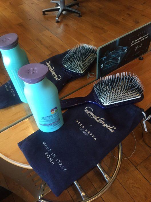 pure ology shampoo, expensive shampoo, shiny hair shampoo grainne mccoy