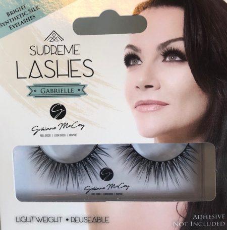 Gabrielle Lash by Grainne McCoy, synthetic lash, silk lash, eyelashes