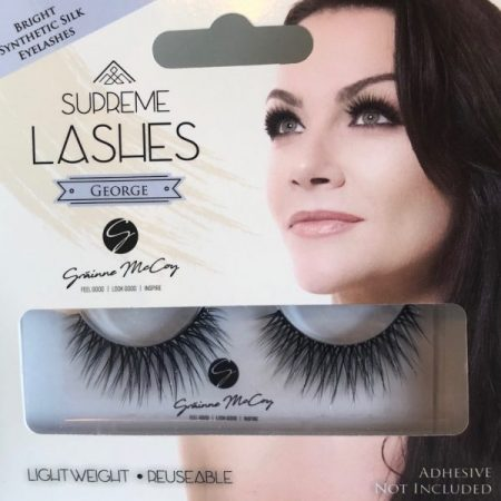 synthetic lash, eye