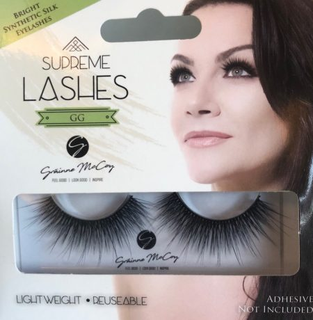 GG Lash, Grainne McCoy Lash, Lashes by Grainne, Eyelashes, synthetic lash, hand made lashes, uk eyelashes, lashes for mua, wholesale lashes